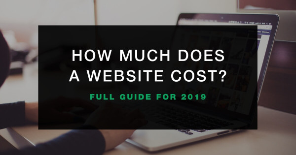How Much Does It Cost To Build A Website? [Full Guide]