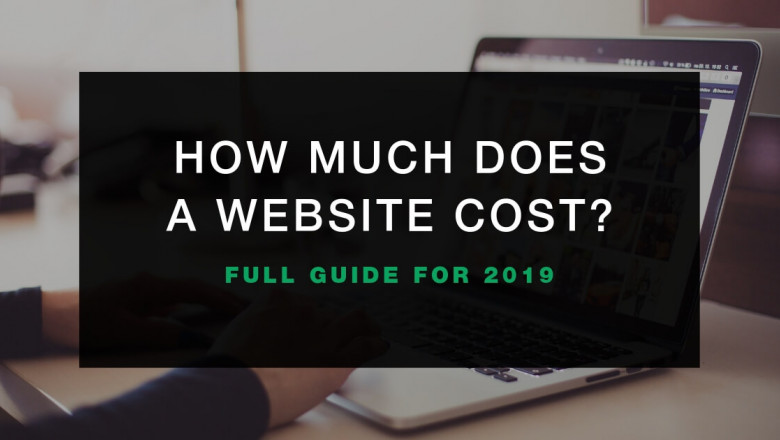 How much does a website cost? [FULL GUIDE for 2019]