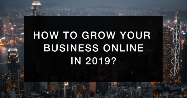 Strategic approach to growing business online
